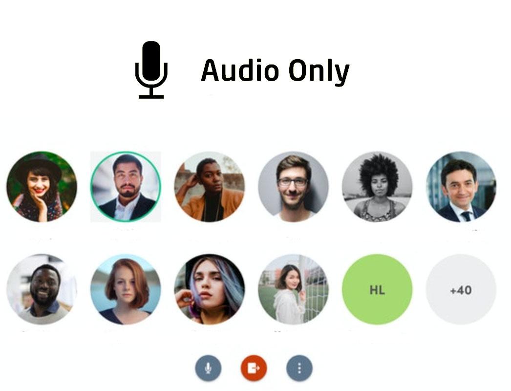 Audio-Only Oturumlar
